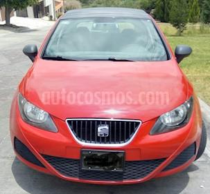 Foto venta Auto Seminuevo SEAT Ibiza Blitz 5P  (2012) color Rojo precio $120,000