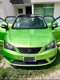 Foto venta Auto usado SEAT Ibiza Blitz 5P  (2013) color Verde precio $130,000