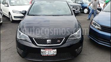Foto venta Auto Seminuevo SEAT Ibiza FR 1.6L (2017) color Negro precio $219,900