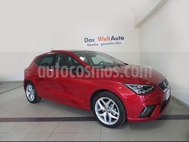 Foto venta Auto Seminuevo SEAT Ibiza FR 1.6L (2018) color Rojo precio $280,619