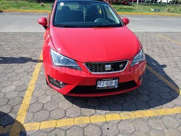 Foto venta Auto usado SEAT Ibiza FR 5P  (2013) color Rojo Emocion precio $148,000