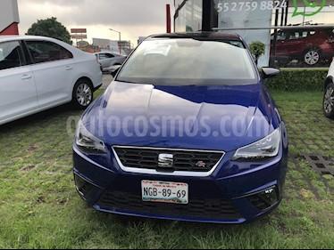 Foto venta Auto Seminuevo SEAT Ibiza FR 5P  (2018) color Azul precio $305,000