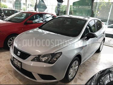 Foto venta Auto Seminuevo SEAT Ibiza Reference 1.6L 3P  (2016) color Plata precio $165,000