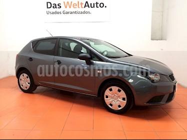 Foto venta Auto Seminuevo SEAT Ibiza Reference 1.6L 5P (2015) color Gris Tekno precio $168,000