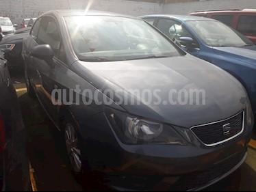 Foto venta Auto Seminuevo SEAT Ibiza Reference 1.6L (2015) color Gris Pirineos precio $180,000