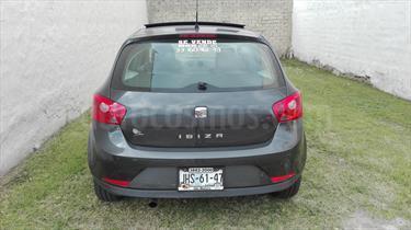 Foto venta Auto Seminuevo SEAT Ibiza Reference 2.0L 5P  (2010) color Gris Track precio $105,000