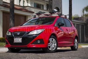 Foto venta Auto Seminuevo SEAT Ibiza Reference 2.0L 5P  (2010) color Rojo Emocion precio $118,000