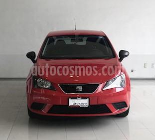 Foto venta Auto Usado SEAT Ibiza Reference 2.0L 5P  (2015) color Rojo precio $145,000