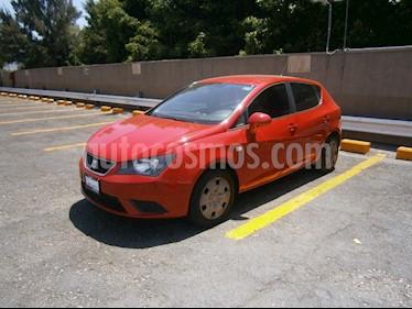Foto venta Auto Usado SEAT Ibiza Reference 2.0L 5P  (2015) color Rojo precio $128,000
