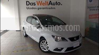 Foto venta Auto Seminuevo SEAT Ibiza Style 1.2L Turbo 5P (2015) color Blanco Candy precio $185,000