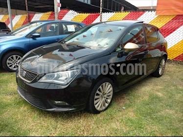Foto venta Auto Seminuevo SEAT Ibiza Style 1.6L 5P (2016) color Negro Universal precio $180,001