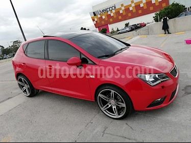 Foto venta Auto usado SEAT Ibiza Style 1.6L 5P (2016) color Rojo Emocion precio $165,000