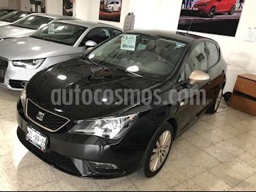 Foto venta Auto Seminuevo SEAT Ibiza Style 1.6L 5P (2016) color Negro precio $220,000
