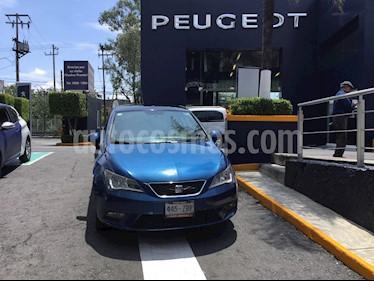 Foto venta Auto Usado SEAT Ibiza Style 1.6L DSG 5P (2015) color Azul precio $179,900