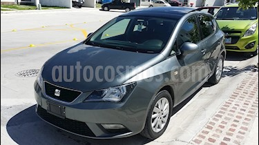 Foto venta Auto usado SEAT Ibiza Style Plus 2.0L 5P (2013) color Gris Oscuro precio $125,000