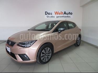Foto venta Auto Seminuevo SEAT Ibiza Xcellence 1.6L Paq. de Seguridad (2018) color Magenta precio $249,899