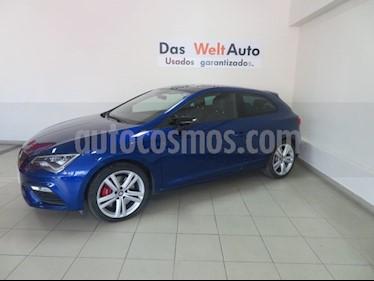 Foto venta Auto Seminuevo SEAT Leon Cupra 2.0L T 5 Puertas (2018) color Azul precio $449,995