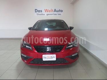 Foto venta Auto Seminuevo SEAT Leon Cupra 2.0L T 5 Puertas (2018) color Rojo precio $419,995
