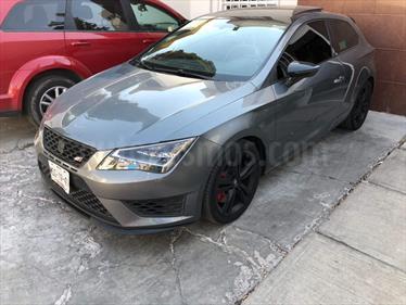 Foto venta Auto usado SEAT Leon Cupra 2.0L T (2015) color Acero precio $285,000