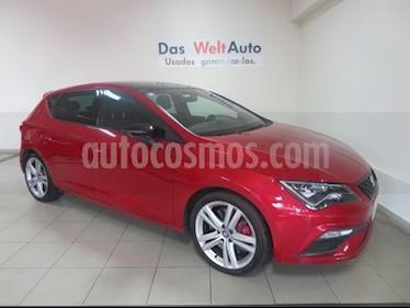 Foto venta Auto Seminuevo SEAT Leon Cupra 2.0L T (2018) color Rojo precio $419,995