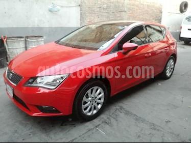 Foto venta Auto Seminuevo SEAT Leon 1.4T Style Plus (2014) color Rojo Emocion precio $199,999