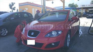 Foto venta Auto usado SEAT Leon 1.4T Style  (2011) color Rojo Emocion precio $145,000