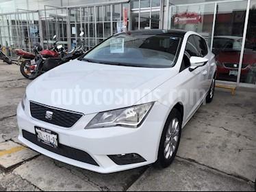 Foto venta Auto Seminuevo SEAT Leon 1.4T Style  (2016) color Blanco precio $240,000