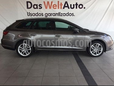 Foto venta Auto Seminuevo SEAT Leon 1.4T Style  (2016) color Gris precio $252,000