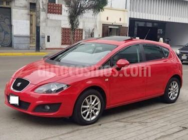 Foto venta Auto usado Seat Leon 1.6L Reference  (2012) color Rojo precio u$s11,500