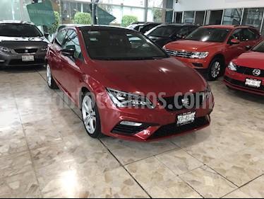 Foto venta Auto Seminuevo SEAT Leon Cupra (2017) color Rojo precio $430,000