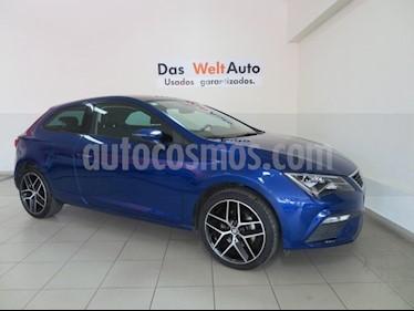 Foto venta Auto Seminuevo SEAT Leon FR 1.4T 140 HP DSG (2018) color Azul precio $349,003