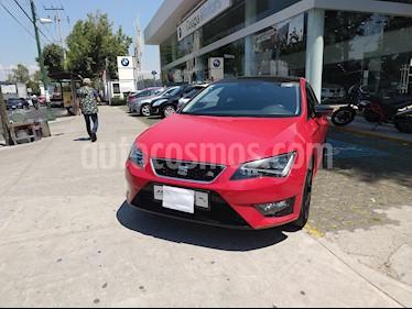 Foto venta Auto Seminuevo SEAT Leon FR 1.4T 150 HP DSG (2016) color Rojo precio $275,000