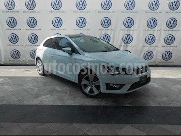Foto venta Auto Usado SEAT Leon FR 1.4T (2015) color Blanco precio $254,000