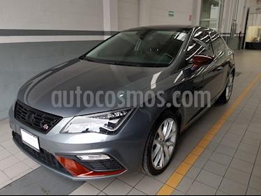 Foto venta Auto Seminuevo SEAT Leon FR 1.8T  180 HP DSG (2018) color Gris Tekno precio $337,000