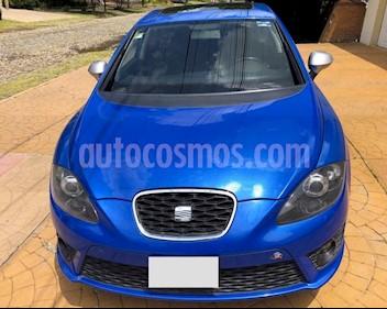 Foto venta Auto Seminuevo SEAT Leon FR 1.8T DSG (2013) color Azul Velocidad precio $181,000