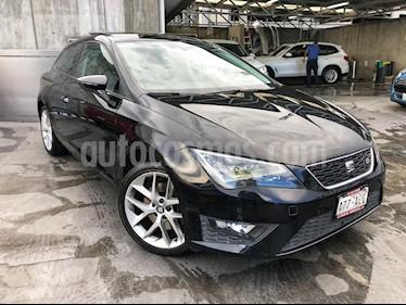 Foto venta Auto Usado SEAT Leon FR 1.8T (2016) color Negro precio $269,000