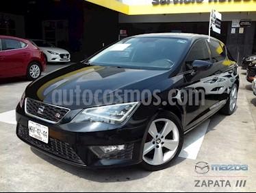 Foto venta Auto Seminuevo SEAT Leon FR (2014) color Negro Magico