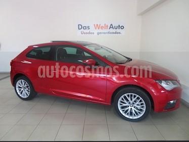 Foto venta Auto Seminuevo SEAT Leon Style 1.4T 150HP DSG (2018) color Rojo precio $297,106
