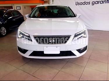 Foto venta Auto Seminuevo SEAT Leon Xcellence 1.4T 150HP DSG (2018) color Blanco Nevada precio $335,000