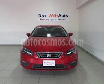 Foto venta Auto Seminuevo SEAT Leon Xcellence 1.4T 150HP DSG (2018) color Rojo precio $349,447