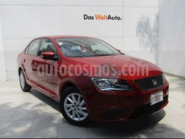 Foto venta Auto Usado SEAT Toledo Reference Tiptronic (2017) color Rojo Burdeos precio $219,000