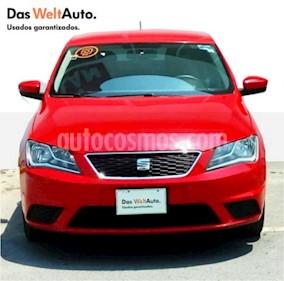 Foto venta Auto Usado SEAT Toledo Reference (2017) color Rojo Autentico precio $195,000
