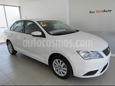 Foto venta Auto Usado SEAT Toledo Reference (2017) color Blanco precio $215,000