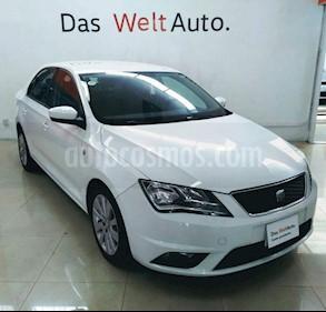Foto venta Auto Usado SEAT Toledo Style DSG 1.4L (2013) color Blanco precio $158,001