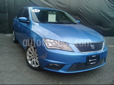 Foto venta Auto Usado SEAT Toledo Style DSG 1.4L (2013) color Azul Denim precio $160,000