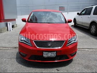 Foto venta Auto Seminuevo SEAT Toledo Style DSG 1.4L (2015) color Rojo precio $170,000