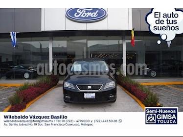 Foto venta Auto Usado SEAT Toledo Style DSG (2015) color Negro precio $158,000