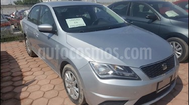 Foto venta Auto Usado SEAT Toledo Style DSG (2016) color Plata precio $175,000
