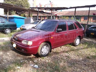 Skoda Felicia GLX usado (1998) color Rojo precio $9.000.000