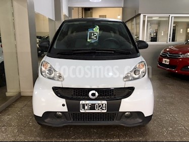 Foto venta Auto Usado smart Fortwo Coupe City (2012) color Blanco Cristal precio $300.000